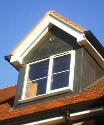 02 Lead work dormer detail add to plots 4 to 7